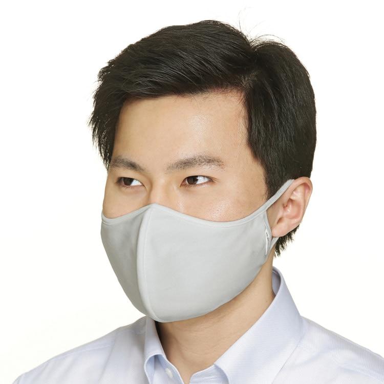 マスク 紳士 販売 アオキ 服